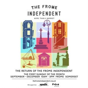 Frome Independent market poster