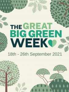 Great Big Green Week poster