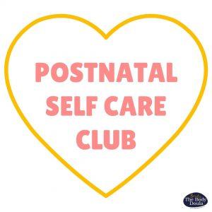 Postnatal self care club logo