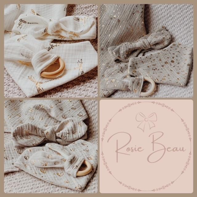 Rosie Beau baby accessories