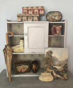 Assortments of vintage items