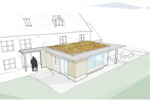 extension-sketch-with-sedum-roof