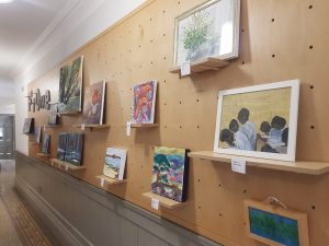 Exhibition at Frome Town Hall