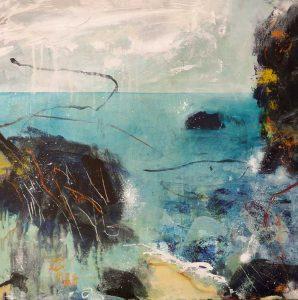 Painting by Lynn Keddie