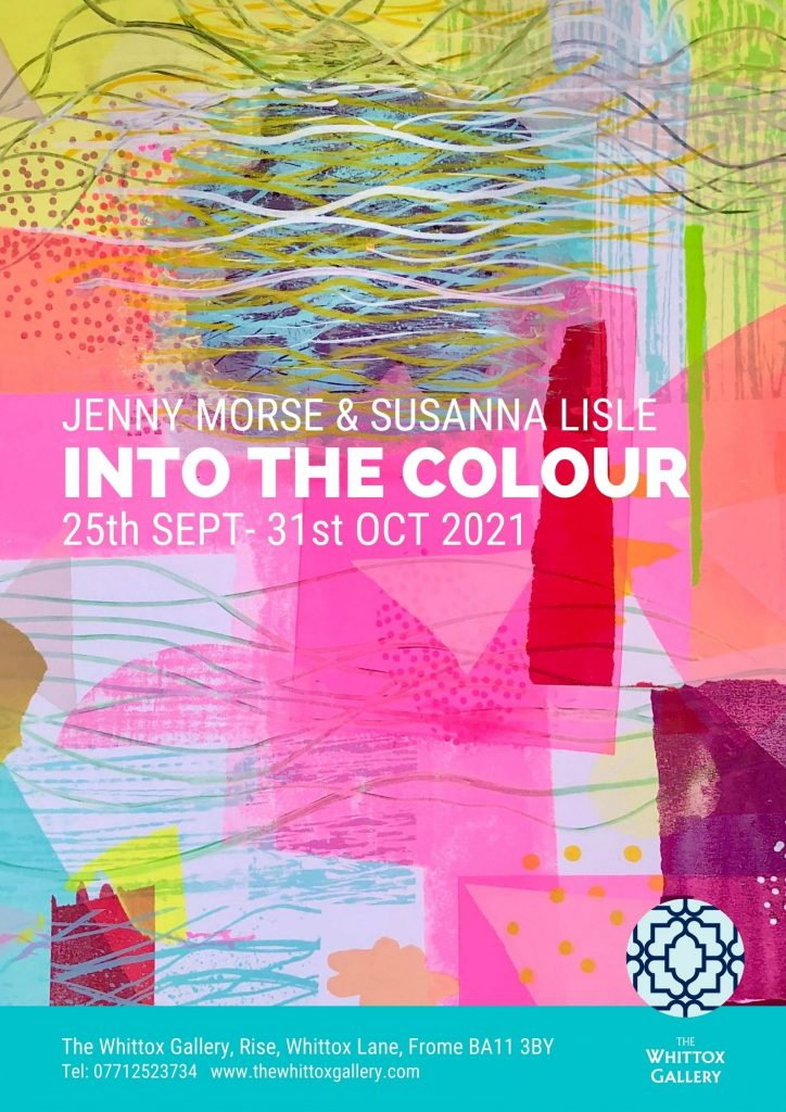 Into the Colour poster