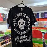 Raves from the Grave - Tshirt