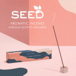 SEED aromatic incense advert