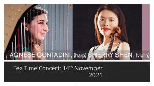Sherry Shen & Agnese Contadini